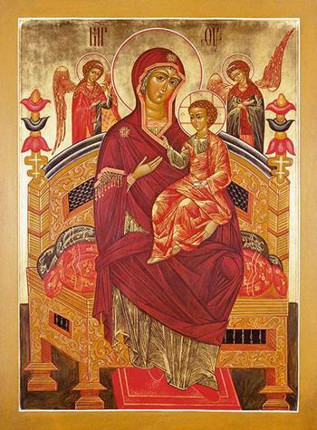 Как молиться перед иконой: reiki-lotos.ucoz.ru/forum/4-1218-1