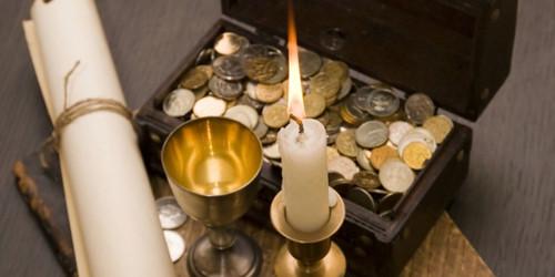 Как привлечь деньги с помощью ритуала S0821683